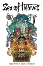 SEA OF THIEVES #1 A, B, C COVERS   TITAN COMICS  EST REL DATE 03/14/2018 - $29.99