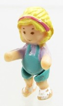 1994 Vintage Polly Pocket Dolls Home on the Go - Polly Bluebird Toys - $7.00