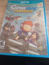 Nintendo Wii U Scribblenauts Unmasked image 1