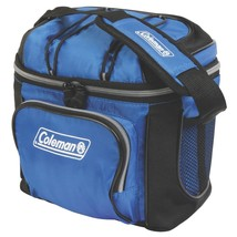 Coleman 9-Can Soft Cooler With Hard Liner-Blue - ₨2,277.90 INR
