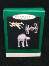 1996 Hallmark - Vehicles of Star Wars - Miniature New - $19.75