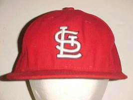 St. Louis Cardinals MLB NL Adult Unisex New Era Red White Baseball Cap 7... - $24.74