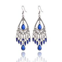 Dangle Earrings Fashion Bohemia Rhinestone - $14.99