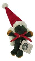 "Boyds Bears Tad Northpole 4"" Angel Frog Christmas Ornament #561940 2004 - $12.86"