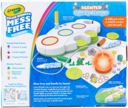 Crayola Color Wonder Light Up Stamper with Scented Inks Gift for Kids Ages 3-6 image 6