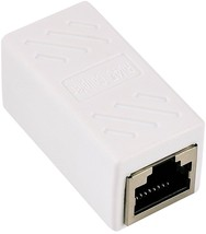 Ethernet RJ45 Adapter - Shielded In-Line Coupler For Cat7/Cat6/Cat5e/cat5 Cable - $13.68