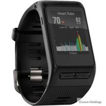 Garmin Vivoactive HR 010-01605-04 GPS Smart Watch Black Like New  - $147.97