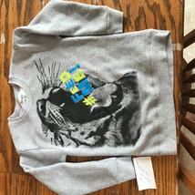 Gently Used Boys Hanes Fresh IQ Grey Crew Sweatshirt Youth Medium YM #Feed Me - $9.49