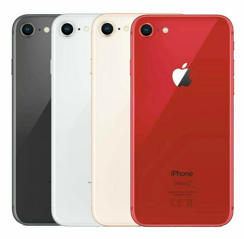 Apple iPhone 8 4G LTE UNLOCKED AT&T / CRICKET Smartphone w/ 100% BATT. CAPACITY - $238.00