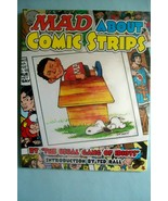 """""""Mad About Comic Strips"""" Trade Paperback in Original Cellophane Wrap, Mi... - $24.50"""