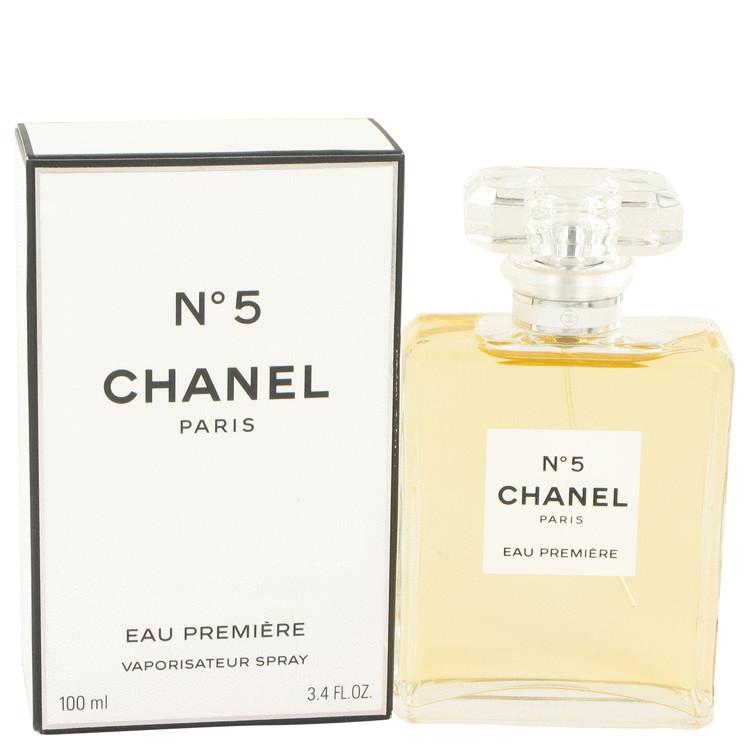 Chanel no.5 3.4 oz eau de parfum premiere spray