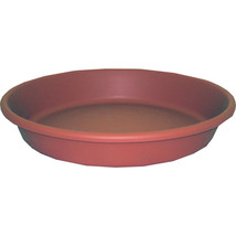 Hcc Retail Clay Classic Pot Saucer 24 Inch - $26.11