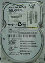 10GB 3.5IN IDE Drive Seagate ST310240A Tested Good Free USA Ship Our Drives Work