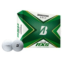 Bridgestone Tour B RXS Golf Balls-Dozen White - $53.99