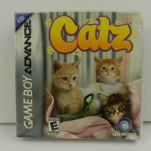 Game Boy Advance Catz Video Game Nintendo DS GBA Sealed In Dented Packag... - $15.83