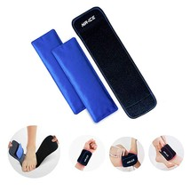 Hot Cold Therapy Wrap- Reusable Gel Ice And Heat Compress Pack With Adjustable - $22.37
