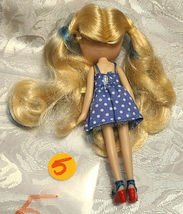 Vintage Doll TM & MGA made in china  Bratz? Clothes Included as shown (BR5) image 3