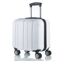 Samaz Hardshell Expandable Abs Carry On Luggage Travel Bag - $69.99
