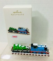 2008 On Track For Christmas Thomas Tank Christmas Tree Ornament MIB Pric... - $32.18