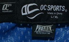 OC Sports Pro Flex 6 Panel Premium Jersey Mesh Stretch Fit Large XL Baseball Hat image 6