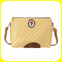Disney store Beauty and the Beast Bell Shoulder bag Clutch bag Pochette ... - $56.43