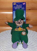 """Wizard of Oz MAYOR Doll Plush 14"""" in Top Hat & Full Outfit Sugar Loaf Nanco NWT  - $5.89"""