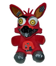 "Five Nights at Freddy's ""Nightmare Foxy"" 2016 Plush - $9.88"