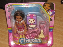 Barbie Chelsea Birthday Cake Outfit Present Pet Puppy Dog Accessories New - $14.99