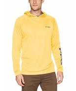Columbia Men's Terminal Tackle Sun Hoodie, Moisture Wicking - $50.88