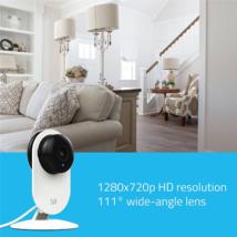 YI Home Camera 720P HD Video Monitor IP Wireless Network Surveillance Se... - $51.92