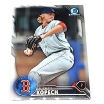 Mlb Michael Kopech Boston Red Sox 2016 Bowman Chrome Baseball #BCP115 Nmnt - $1.07