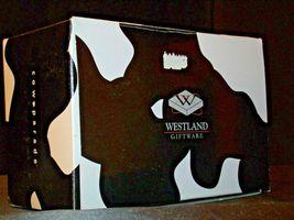 CowParade Bullfight'n Bossie (Made of Resin) Westland Giftware # 9150 AA-191878 image 5