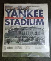 NY New York Yankees Yankee Stadium Tribute USA TODAY 2008 NEW - SEALED - $8.95