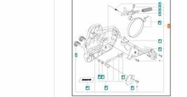 577791003 GENUINE Jonsered Husqvarna chainsaw 2252 2253 clutch brake cover ASSY - $59.74