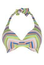 Freya Beach Candy AS3308 W Underwired, Banded Halter Bikini Top - $41.19