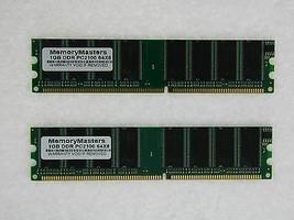 2GB (2X1GB) MEMORY FOR HP PAVILION 774Y 775.FR 775Y 780.UK 780D 780N 781.SE 781C