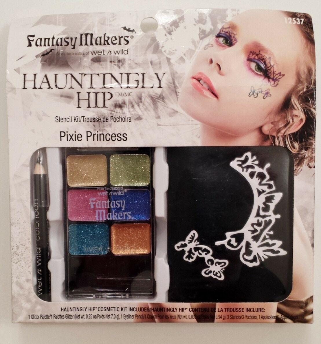 Wet N' Wild Fantasy Makers Hauntingly Hip Pixie Princess Stencil Make Up Kit - $4.99