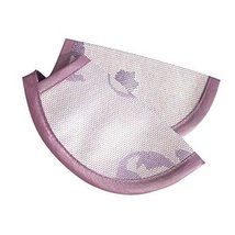 Soft Breathable Baby Nurse Arm Mat Breast Feeding Pillow, Purple