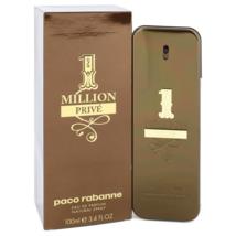 Paco Rabanne 1 Million Prive 3.4 oz Eau De Toilette Cologne Spray image 1
