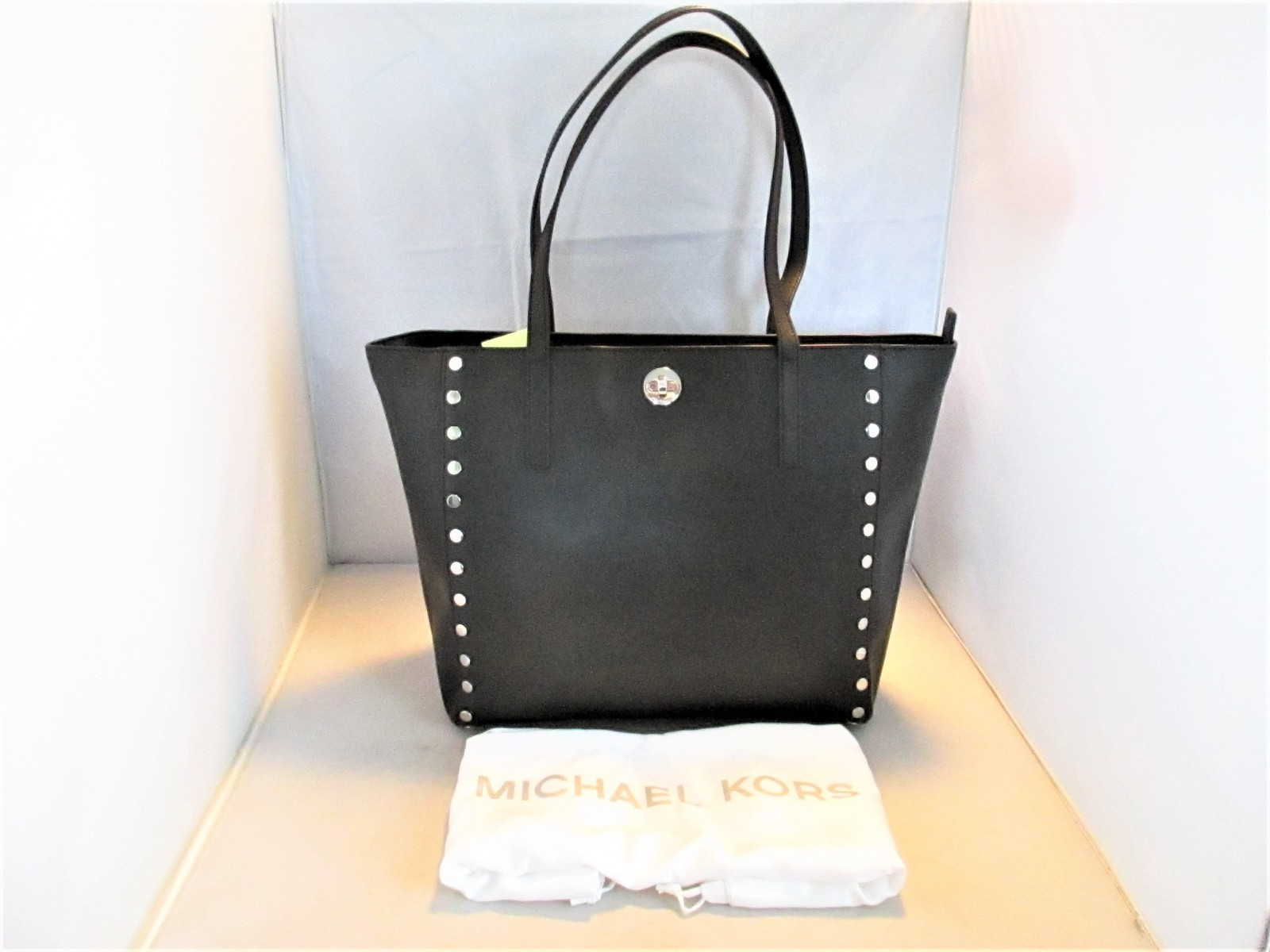 53530c49dc2d Michael Kors Handbag Rivington Stud Large and 50 similar items. Img 5442