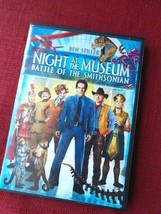 Night at the Museum II Battle for the Smithsonian DVD - $8.00