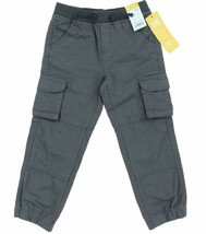 Lee Dungarees Boys Cargo Relaxed Fit Jogger Grey - $15.29