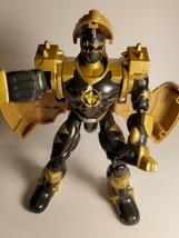 Power Rangers Dino Thunder Transforming Ranger Black Bracciozord incompl... - $16.53