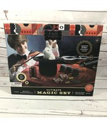 FAO Schwarz 46-Piece Ultimate Magic Set With Instruction Book New Open Box - $29.69