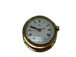 SHIP CLOCK QUARTZ SOVAERNET DENMARK /#.5 1417 - £48.61 GBP