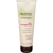 Aveeno Positively Ageless Skin Strengthening Body Cream Anti-Aging Moisturizer - $39.99