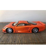 Ford Saleen S7.  Hot Wheels 1/18 Scale Diecast Model. Collectible Piece ... - $46.07