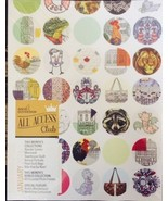 JANUARY 2016 ALL ACCESS Anita Goodesign Embroidery Designs CD (CD ONLY)  - $34.64