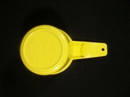 Tupperware Yellow Measuring Cup 3/4 Replacement Vintage - $5.89