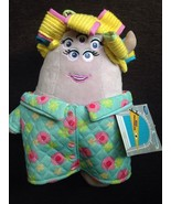Mrs Squibbles Stuffed Plush Monster University NEW WITH TAGES Disney Sto... - $19.79